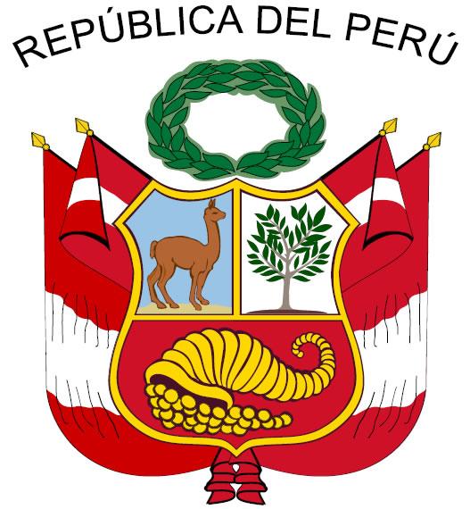 Historia en accion historia de los simbolos de la patria for Ministerio del interior peru
