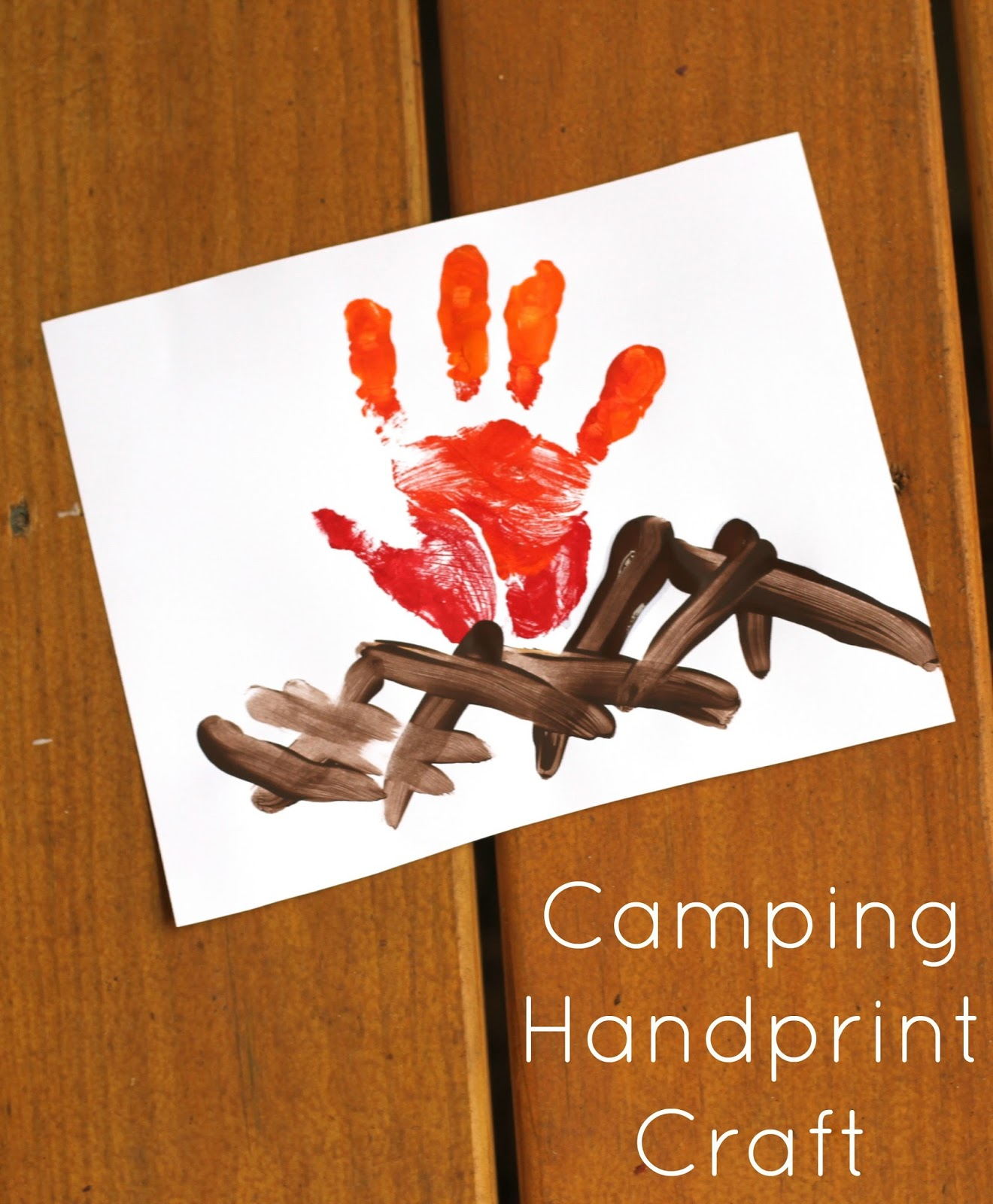 Tons Of Fun Camping Themed Activities For Kids