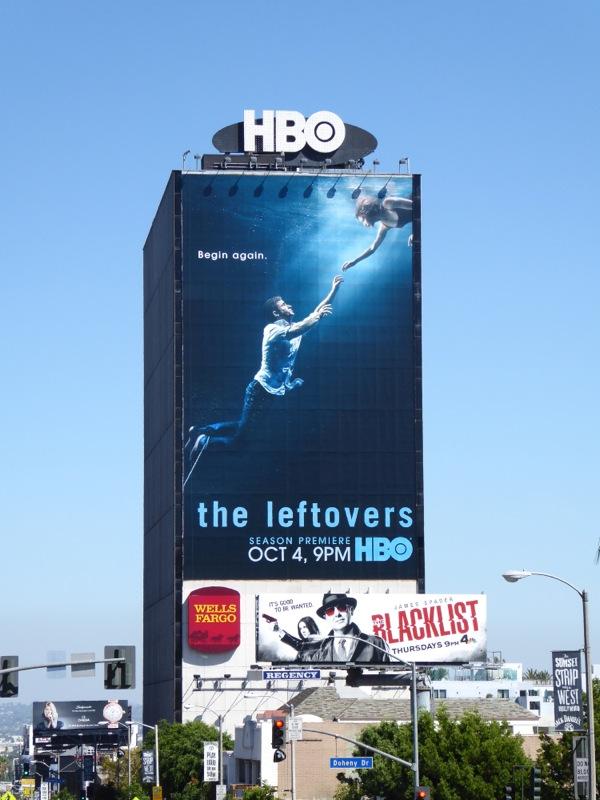 The Leftovers giant season 2 billboard