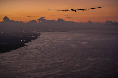 photo courtesy Solar Impulse