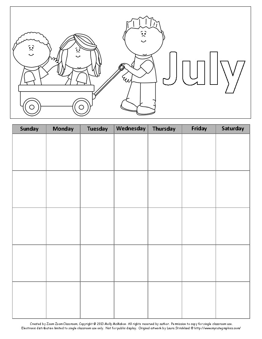 Kindergarten Calendar Of Activities : Kindergarten calendar activities for smart boards party