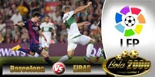 Ver Online Barcelona vs Eibar, Jornada 8, Liga BBVA de España (HD)