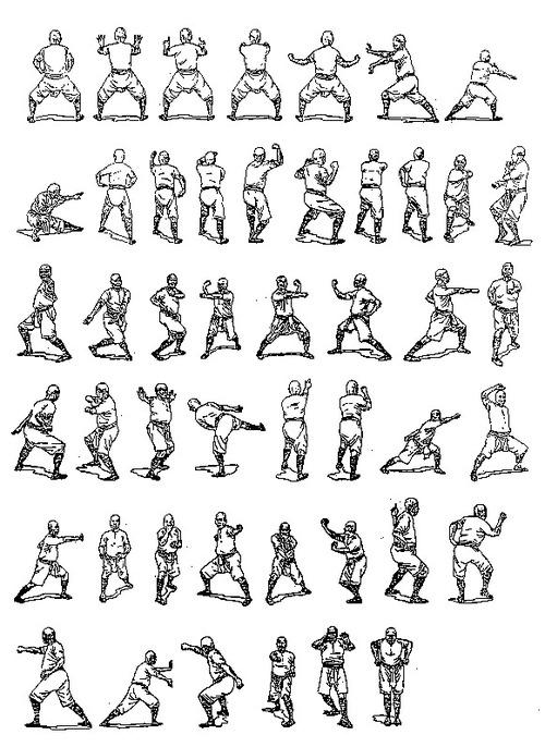 Boulder internal arts awareness through movement hung for Kung fu technique de base pdf