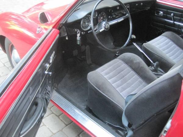 karmann ghia convertible  sale buy classic volks