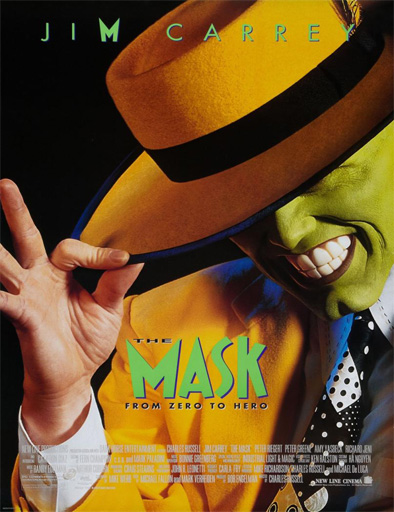 Ver La máscara (The Mask) (1994) Online