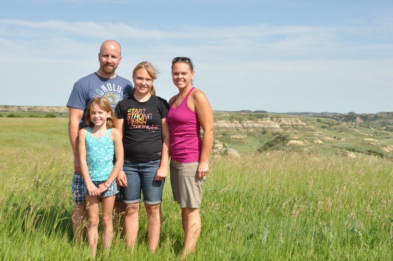 Girls North Dakota
