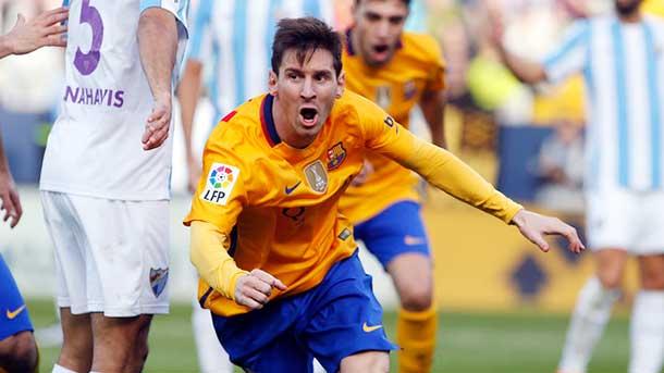 Leo Messi sigue siendo decisivo sin estar en su mejor momento de forma