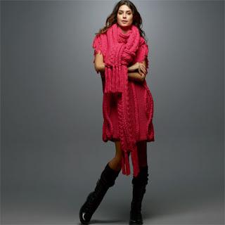 fotos de modelos de Vestido de Lã