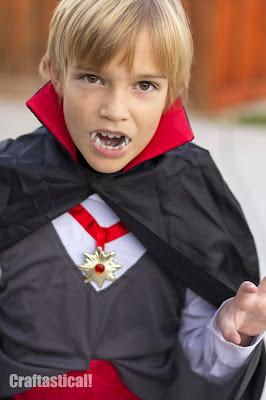 vampire halloween costume