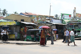 Marché Tangalle
