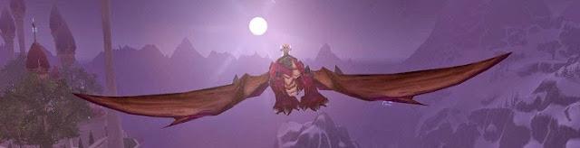 Still my favorite flying mount