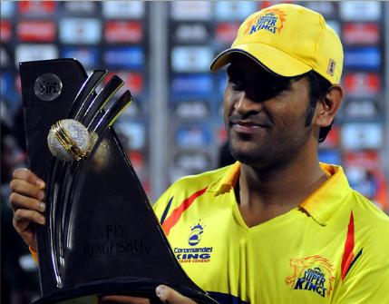 CRICKET PARADISE: Dhoni With Trophies!!!! | 429 x 335 jpeg 26kB