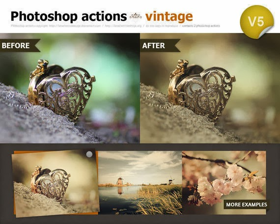 Vintage Actions