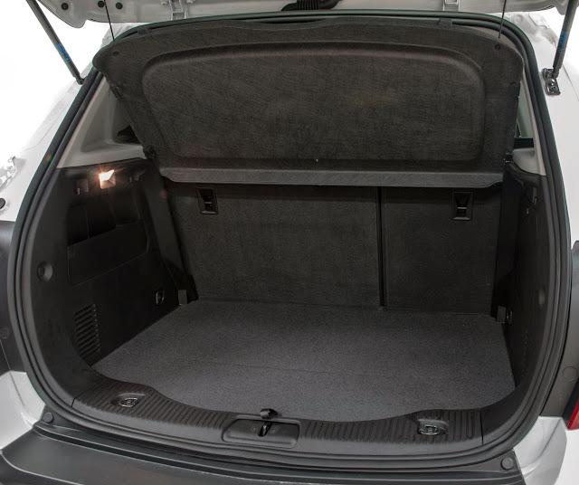 Novo Chevrolet Tracker 2014 - porta-malas