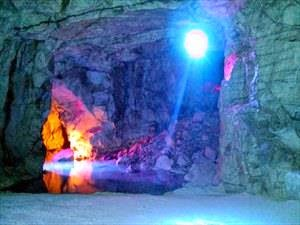 The Magic White Caves (Photo: Gudvangen Fjordtel)