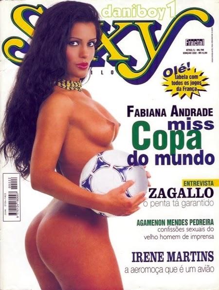 Fabiana Andrade -  Sexy 1998