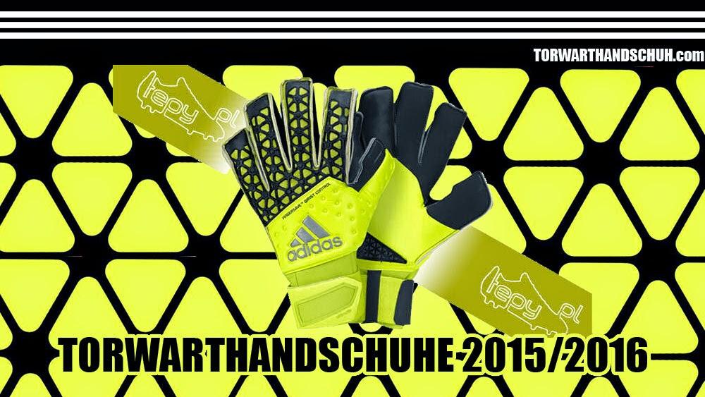 PES 2015 Adidas Ace Zones Goalkeeper Glove by tisera09