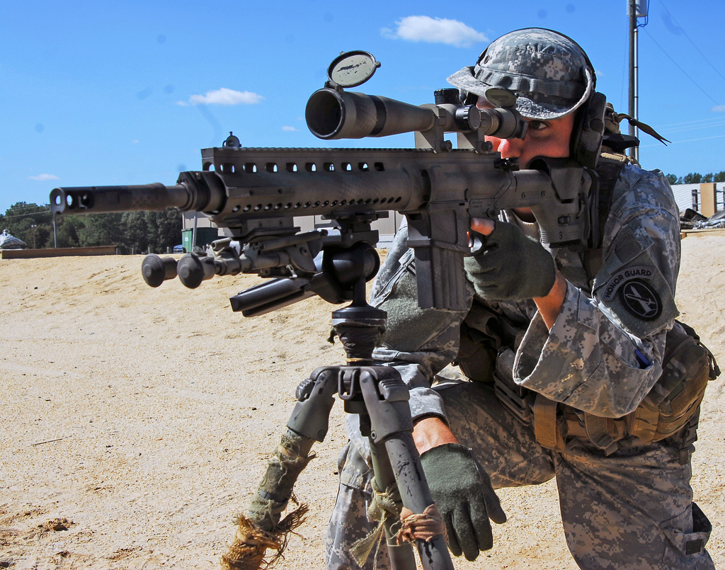 SNAFU!: Old Guard Sniper