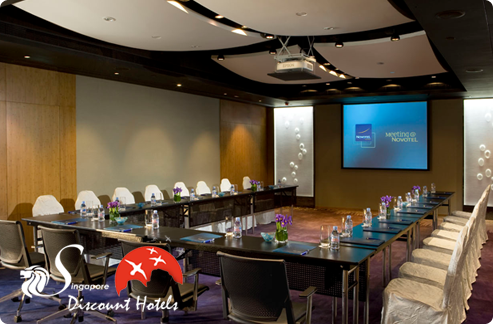 Novotel Century Hotel Hong Kong Conference Hall
