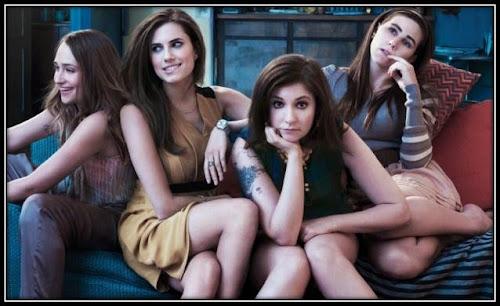 Série GIRLS HBO Lena Dunham Judd Apatow