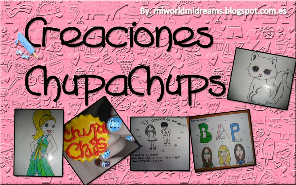 Creaciones Chupachups