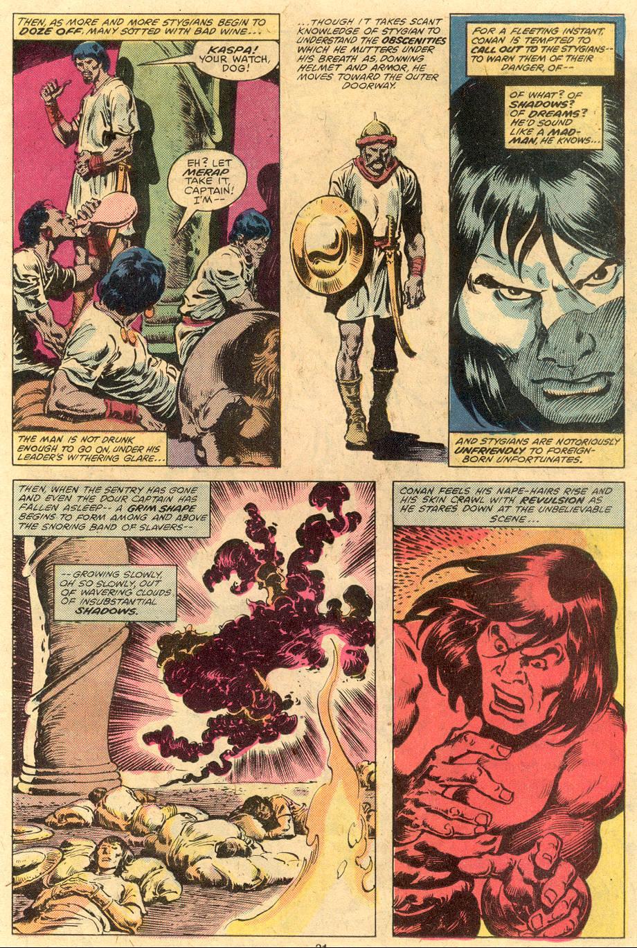 Conan the Barbarian (1970) Issue #105 #117 - English 13