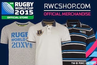 Buy Rugby World Cup 2015 Official Merchandise
