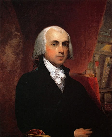 the tensions during the presidencies of thomas jefferson and james madison