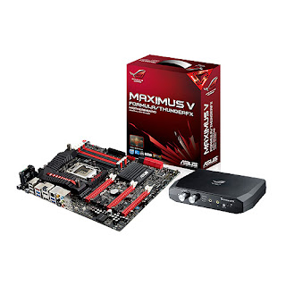 ASUS ROG Maximus V Formula Motherboard Review and Technical Specifications screenshot 1