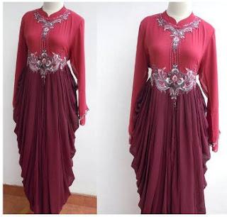 Gambar-model-baju-gamis-pesta-2012-Model-Baju-Muslim-Modern-Terbaru