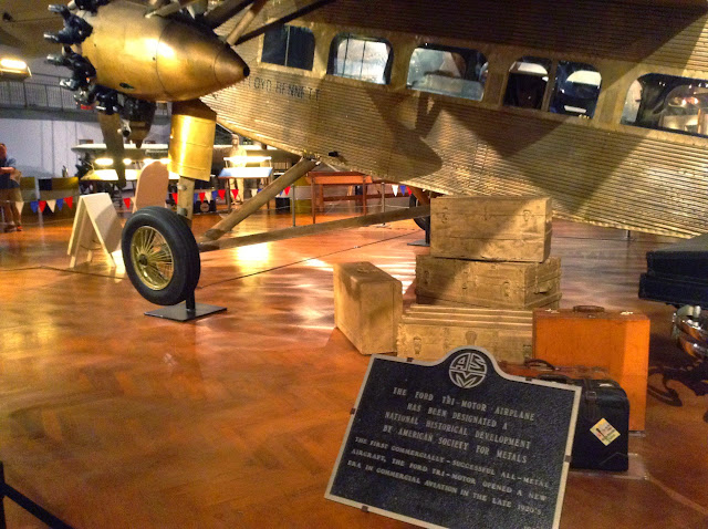 Reason 3: The Planes at Henry Ford Museum  | iNeedaPlaydate.com @mryjhnsn