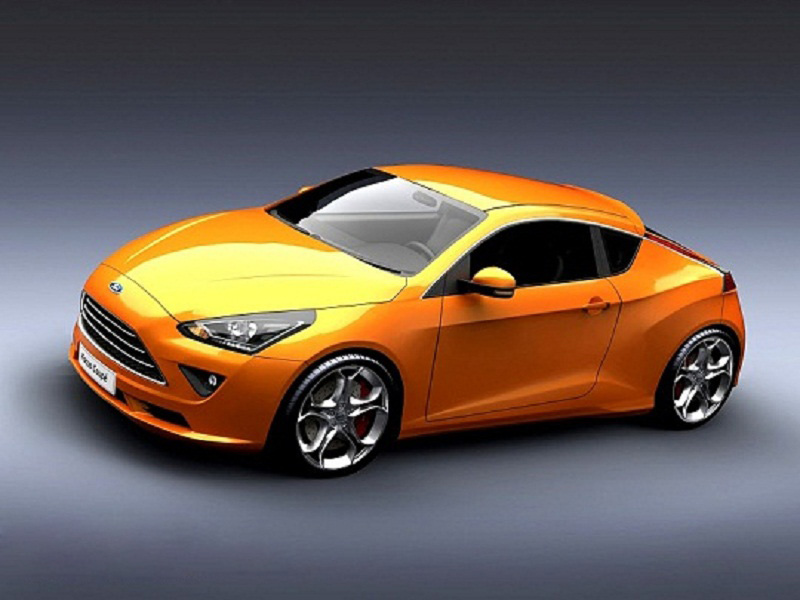 2013 Ford Focus Coupe