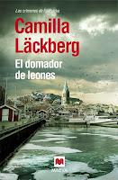 Ranking Semanal: Número 5. El domador de leones, de Camilla Läckberg.