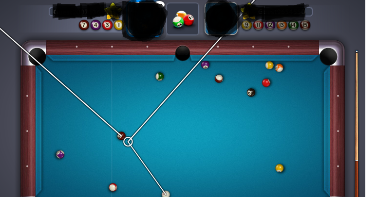 8 Ball Pool Guideline Hack - Extended Line - Latest Update ...