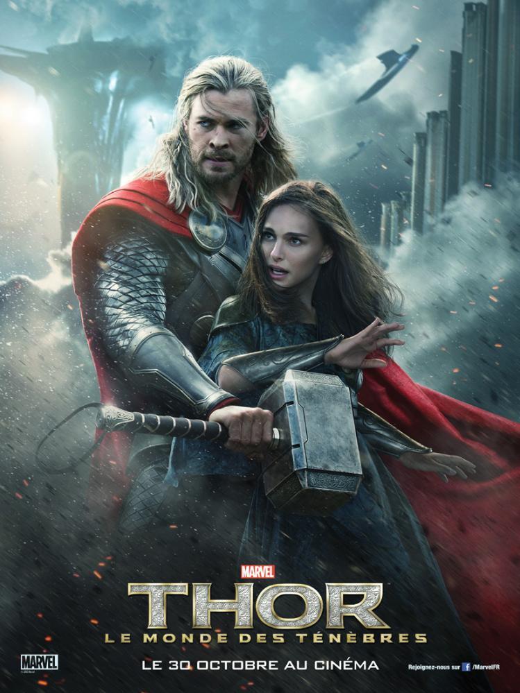 Thor - El Mundo Oscuro: tres nuevos posters