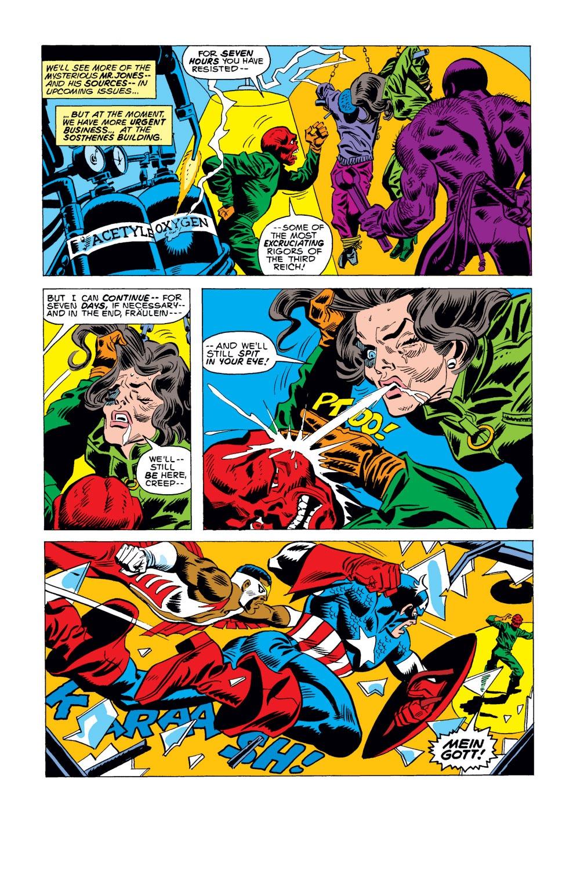 Captain America (1968) Issue #185 #99 - English 17