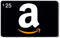 Codigo de Tarjeta de regalo Amazon con 25 dolares de carga