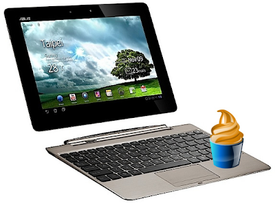 Asus Transformer And Transformer Prime Get Android ICS