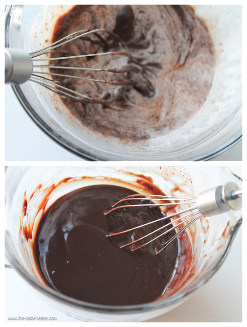 How to Make Dark Chocolate Truffles www.the-taste-tester.com