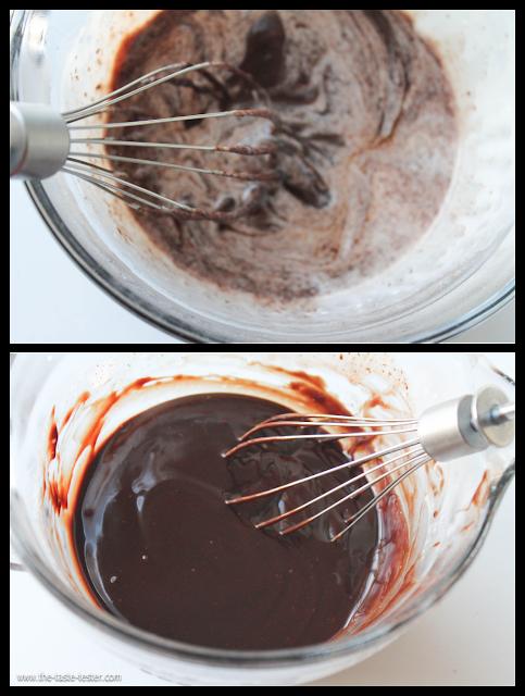 How to Make Dark Chocolate Truffles www.the-taste-tester.com