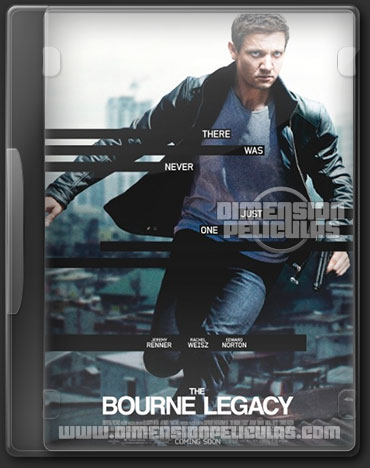 The Bourne Legacy (DVDRip Ingles Subtitulado) (2012)