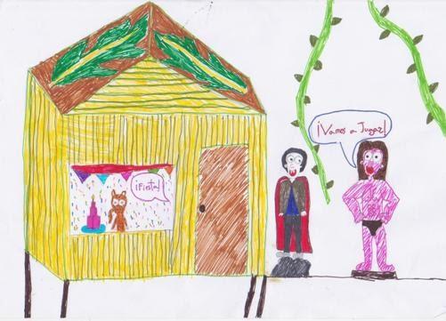 Construyendo historias de fiesta en la casa de los eletigres - Casa para fiesta ...