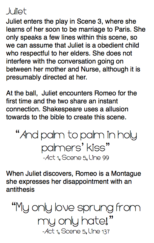antithesis in romeo and juliet act 3 scene 1