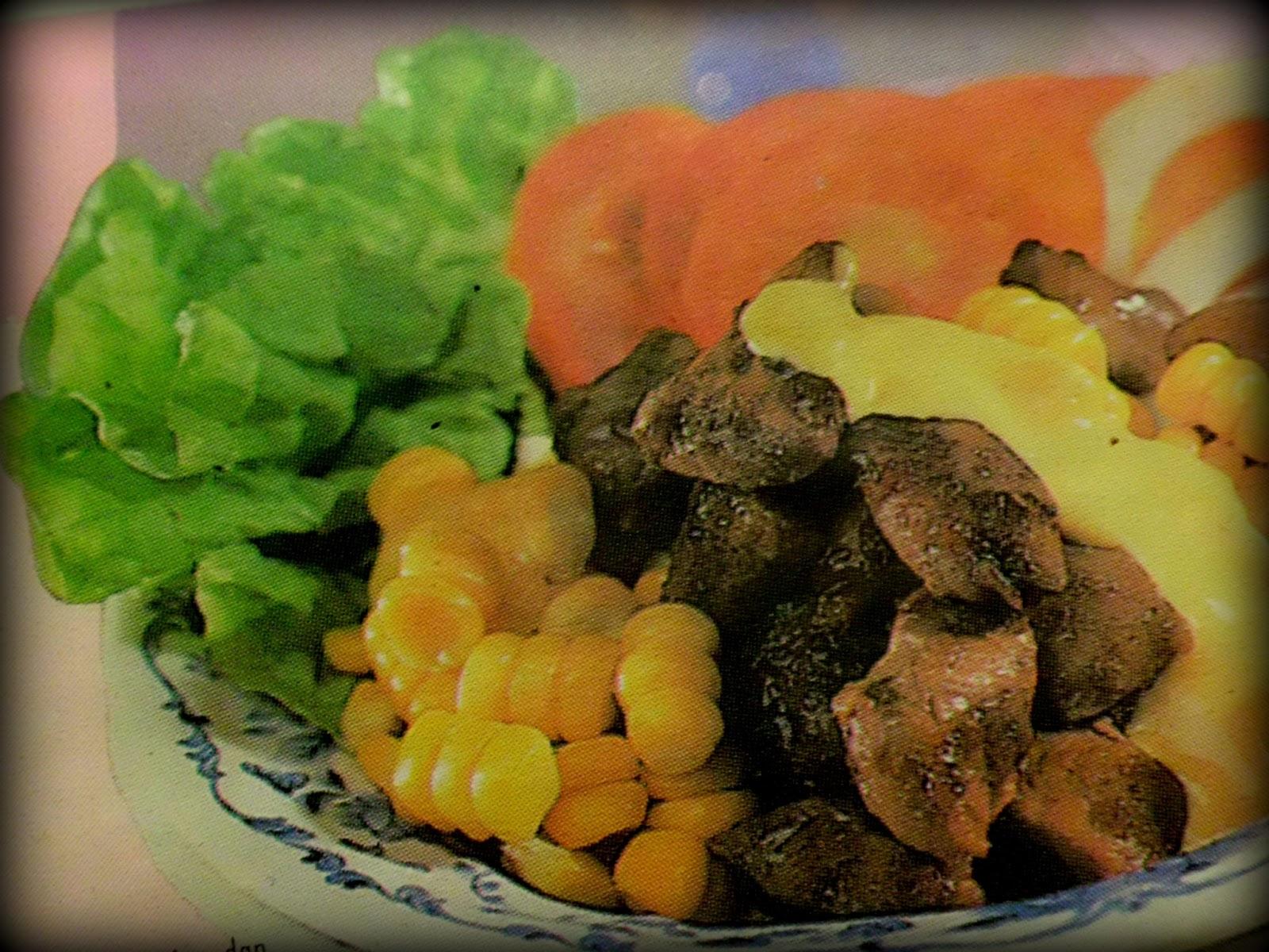 Resep Salad Sayur Ayam Mayonaise | Resep Masakan Indonesia