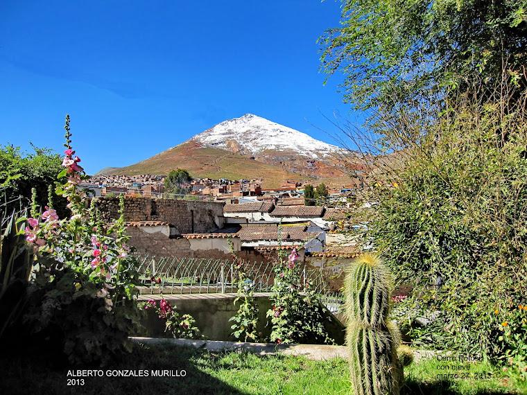 Cerro de Potosi, nevado (marzo 27, 2013)