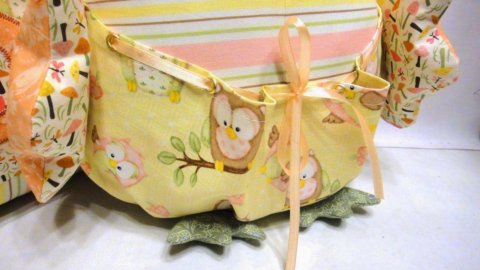 Подушка - развивающая игрушка Сова подарок девочке на годик
