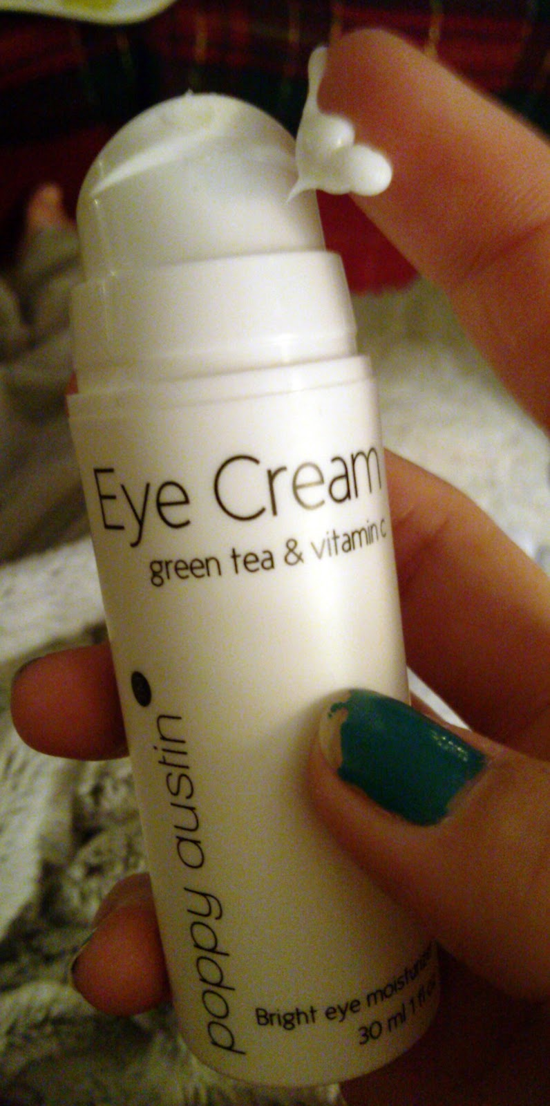 Poppy Austin Revitalizing Eye Cream Review