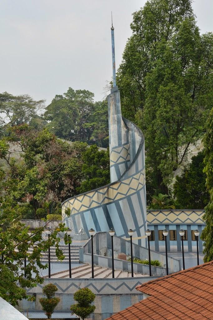 Kuala Lumpur modern art