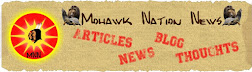 "Mohawk Nation News ""Price is Right"""