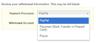 Cara Transfer Uang Dari Adf.ly ke Paypal